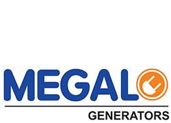 logo máy phát điện MEGALO
